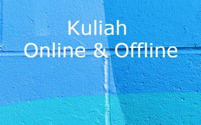 Kuliah secara Online dan Offline